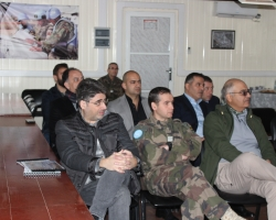 MS sponsoring the UNIFIL event at Deir Kifa  March 8  2019